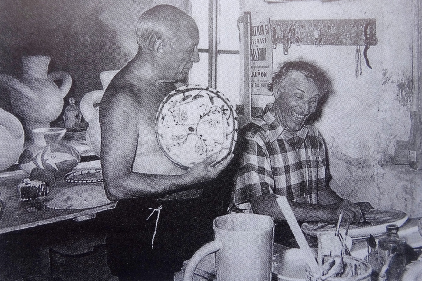 Picasso en Chagall